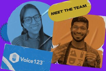 Meet the Product Team at Voice123