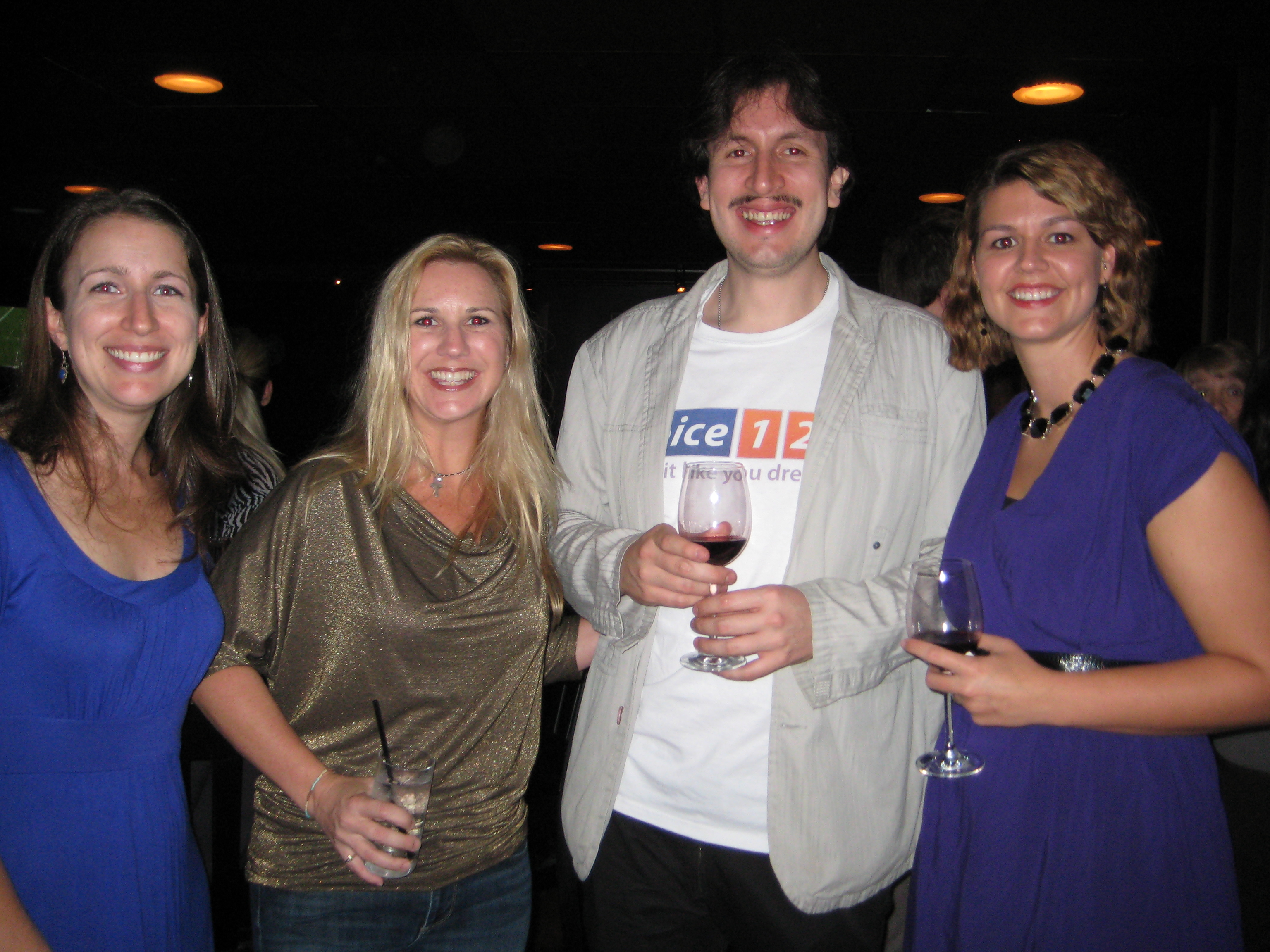 Voiceover Meetup Fort Meyers Florida with Voice123 talent