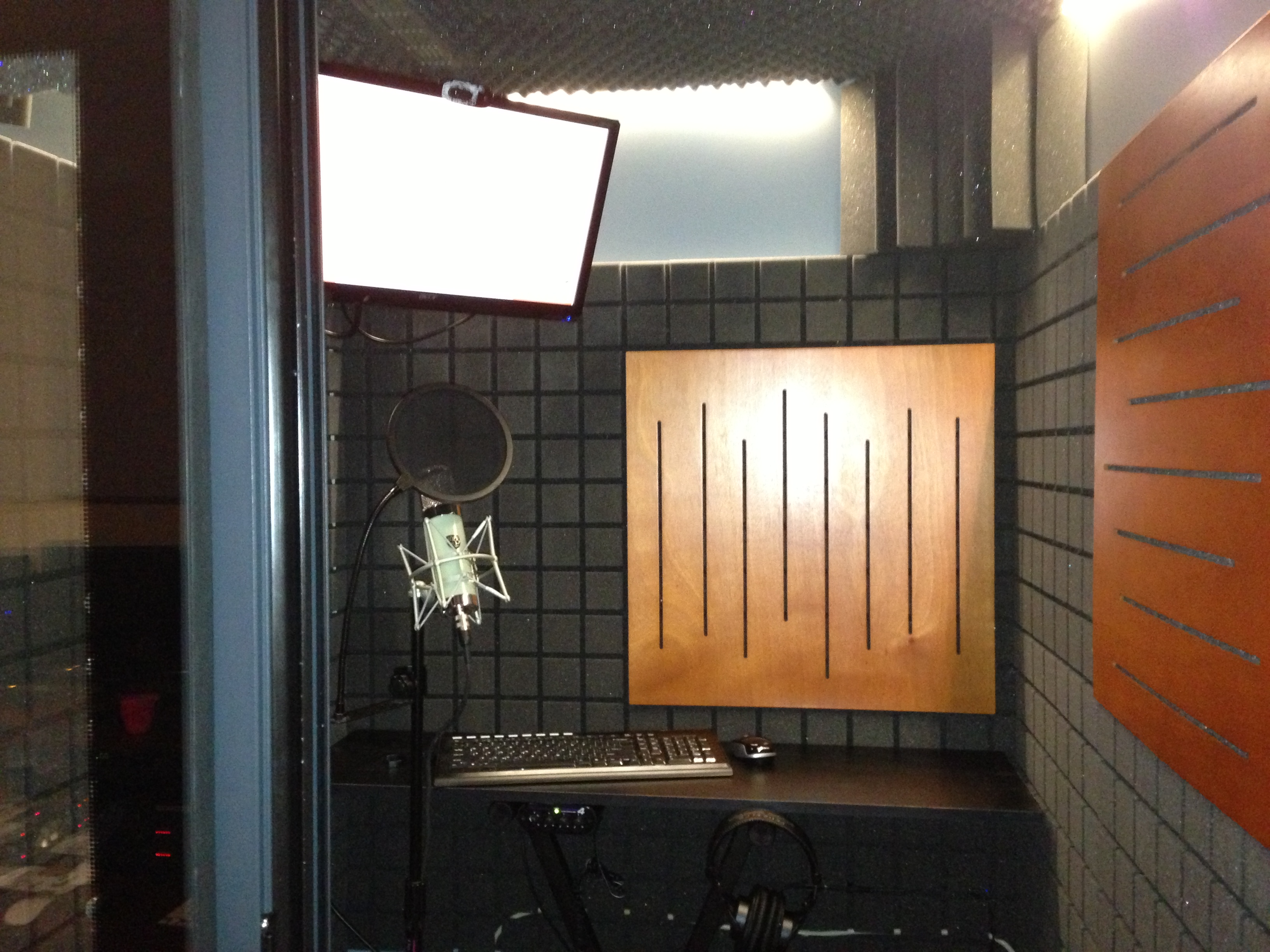 Voice123 voice actor review of studiobricks