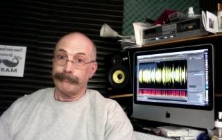 Dan Lenard Home Studio