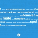 Voice123 Most Used Keywords