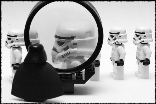 voice actor storm troopers
