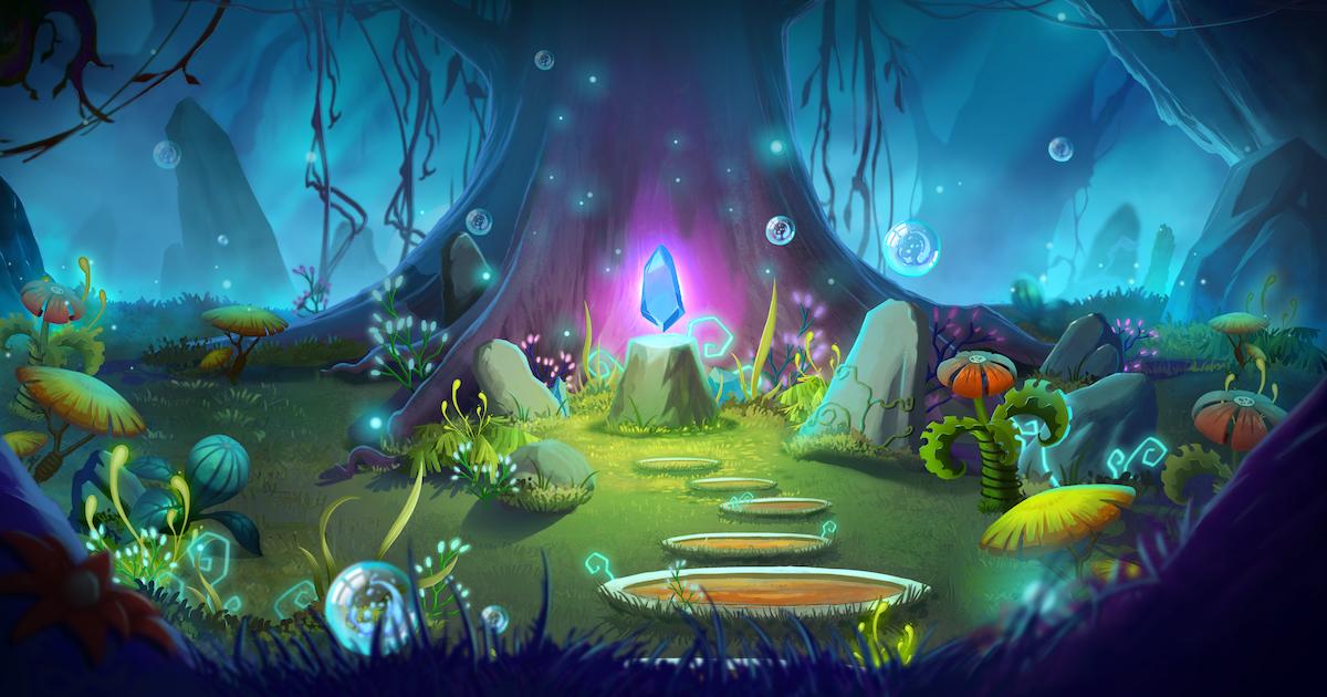Image of fantasy world
