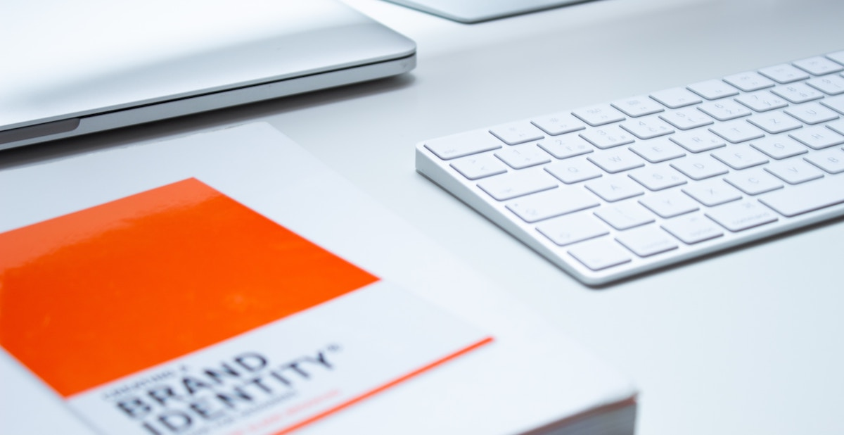 sonic branding: book and keyboard