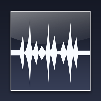 recording/editing software: Wavepad