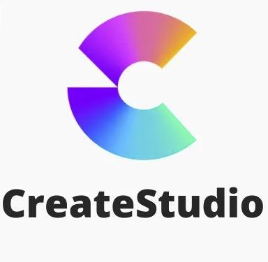 Video creation: CreateStudio logo