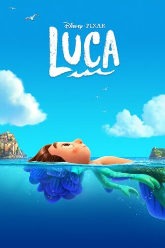 Luca's voice-cast: image of the Luca poster