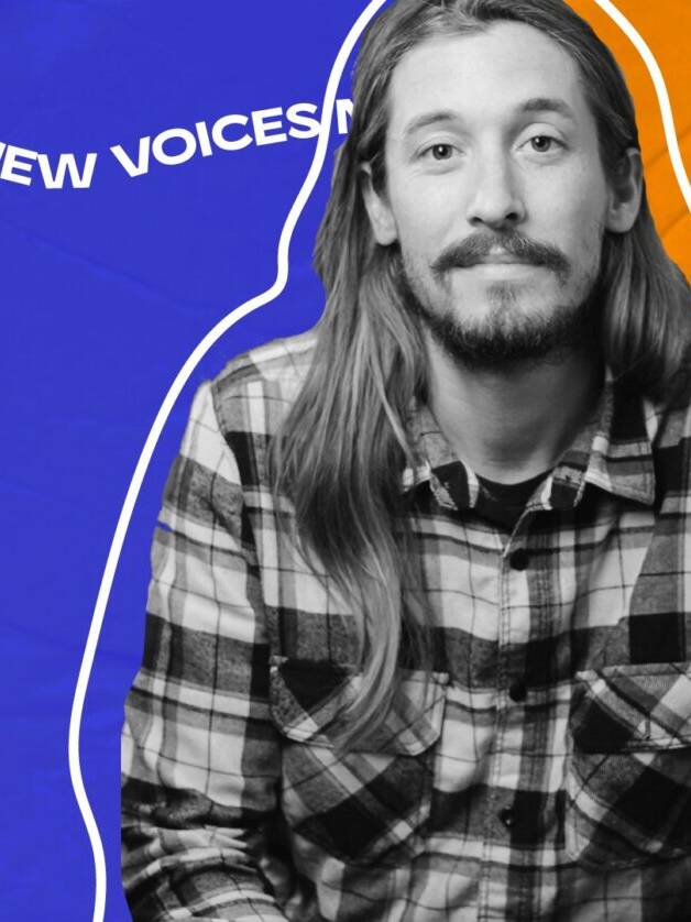 New Voices Interview with Scott Letkeman Banner